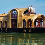 A/C HOUSE BOAT-ALLEPPEY